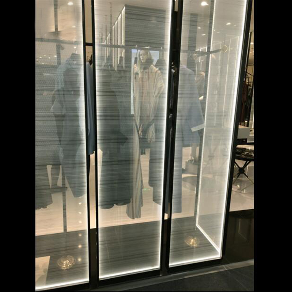 1.52x20m Privacy Window Film Decorative Glass Window Film Self adhesive Window Vinyl Use in Office Home Living Room Kitchen
