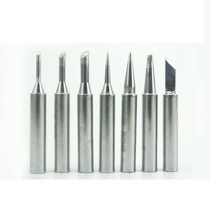 Image 2 - 1pcs Lead free 907 Solder Tip welding head core 60w Tip Sleeve Soldering iron tips repair for NO.907T 905E MT 3927 Accessories