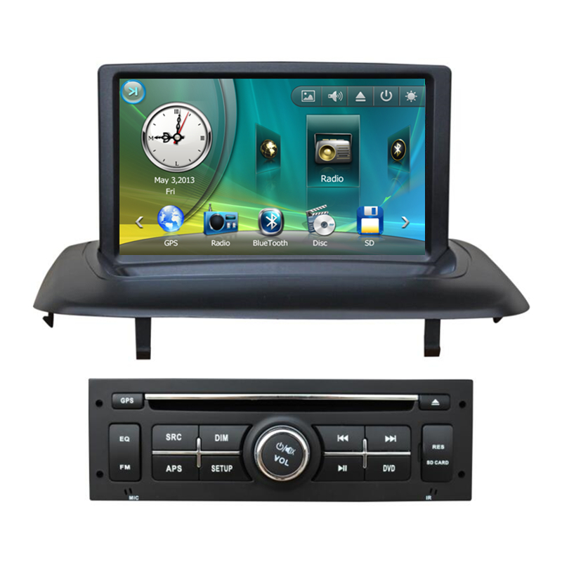 8 car radio dvd gps navigation central multimedia for peugeot 3008 2013 sd usb rds analog tv. Black Bedroom Furniture Sets. Home Design Ideas