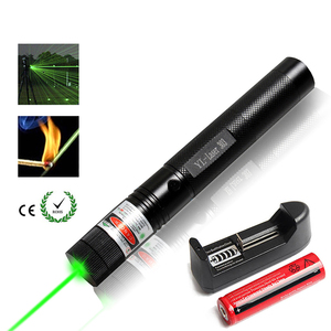 Military 532nm Green Laser Poi