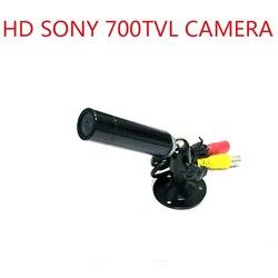 HD Sony 960H 700TVL 1/3 Sony effio-e CCD wodoodporna Mini nadzoru Bullet bezpieczeństwa analogowa kamera przemysłowa darmowa wysyłka