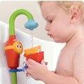 Juguetes del baño del bebé caliente de la venta del bebé favorita duchas juguetes de baño grifos de agua juego juguete interesante agua juguetes Drop Shipping HT035