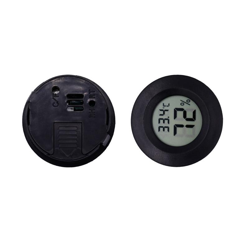 Nuovo misuratore di temperatura digitale LCD LCD Termometro wireless - Strumenti di misura - Fotografia 4