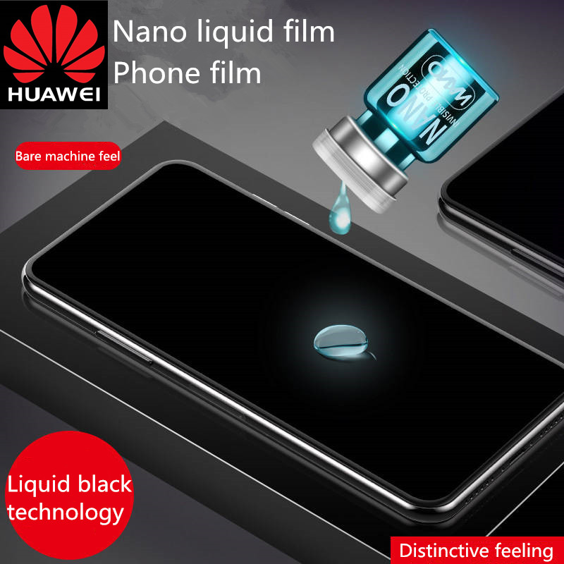 2mL NANO Liquid <font><b>Glass</b></font> Screen Protector Oleophobic Coating Film Universal for iPhone <font><b>Huawei</b></font> <font><b>Honor</b></font> Redmi Xiaomi Mate 20 Pro Lite. image