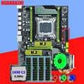 HUANANZHI X79 Pro de bureau carte mère avec DOUBLE M.2 NVMe SSD slot CPU Intel Xeon E5 1650 C2 3.2 GHz 6 tubes cooler RAM 16G (4*4G)