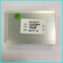 Mitsu 50pcs 250um OCA Film Optical Clear Adhesive For Sony Xperia Z1 Compact Mini Double Side Sticker For LCD/Digitizer Glass