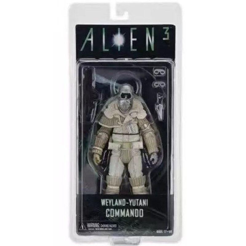NECA Aliens 3 Action Figure Dog Alien Weyland-Yutani Commando Xenomorph PVC Action Figure Collectible Model Toy Doll 18cm KT3596 1