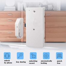Smart Electronic Cabinet Drawer Door Lock Digital Auto Safet