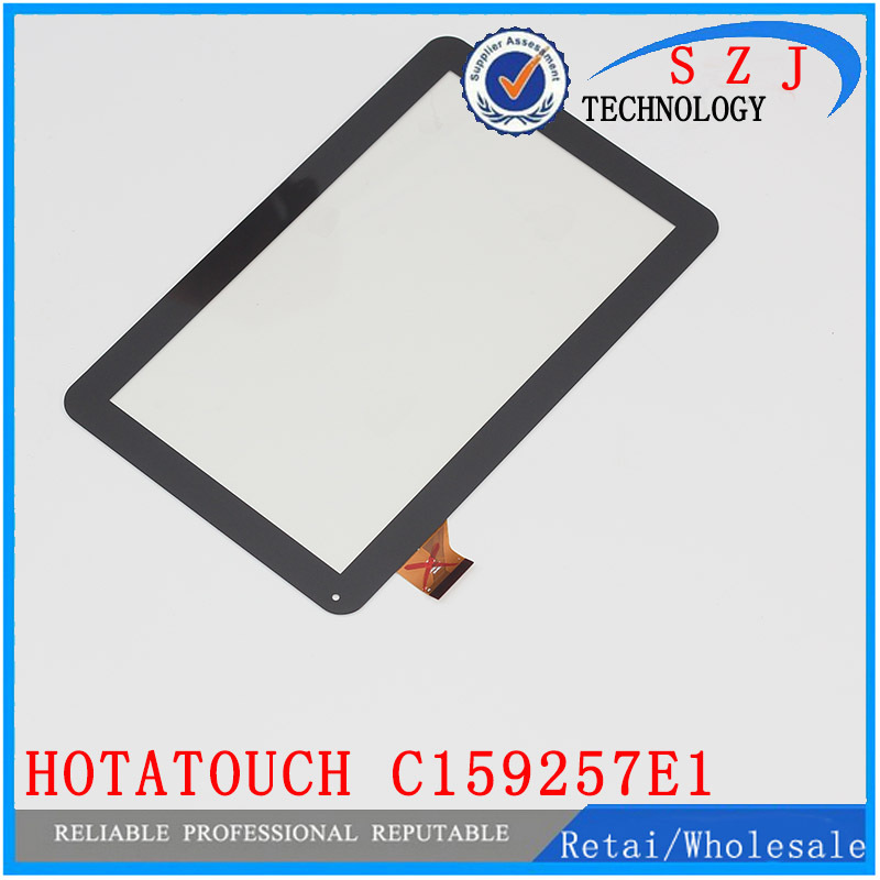 Original 10.1 inch AX10T Ainol HOTATOUCH C159257E1 glass touch screen AX10 touch panel Sensor Glass Replacement Free Shipping