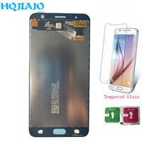 LCDs Screen For Samsung G610 AMOLED LCD Display Touch Screen Digitizer Assembly For Samsung Galaxy J7P J7 Prime G610F G610Y LCD