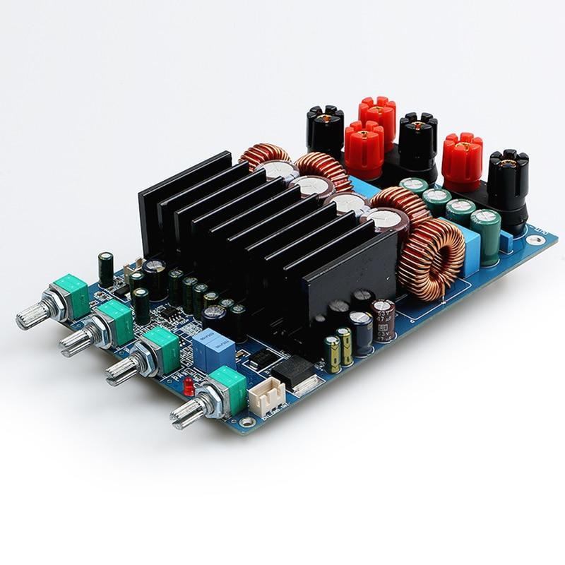 TAS5630 2.1 4ohm Class D HIFI AUDIO Digital Amplifier Board 300W+150W+150W Free ShippingTAS5630 2.1 4ohm Class D HIFI AUDIO Digital Amplifier Board 300W+150W+150W Free Shipping