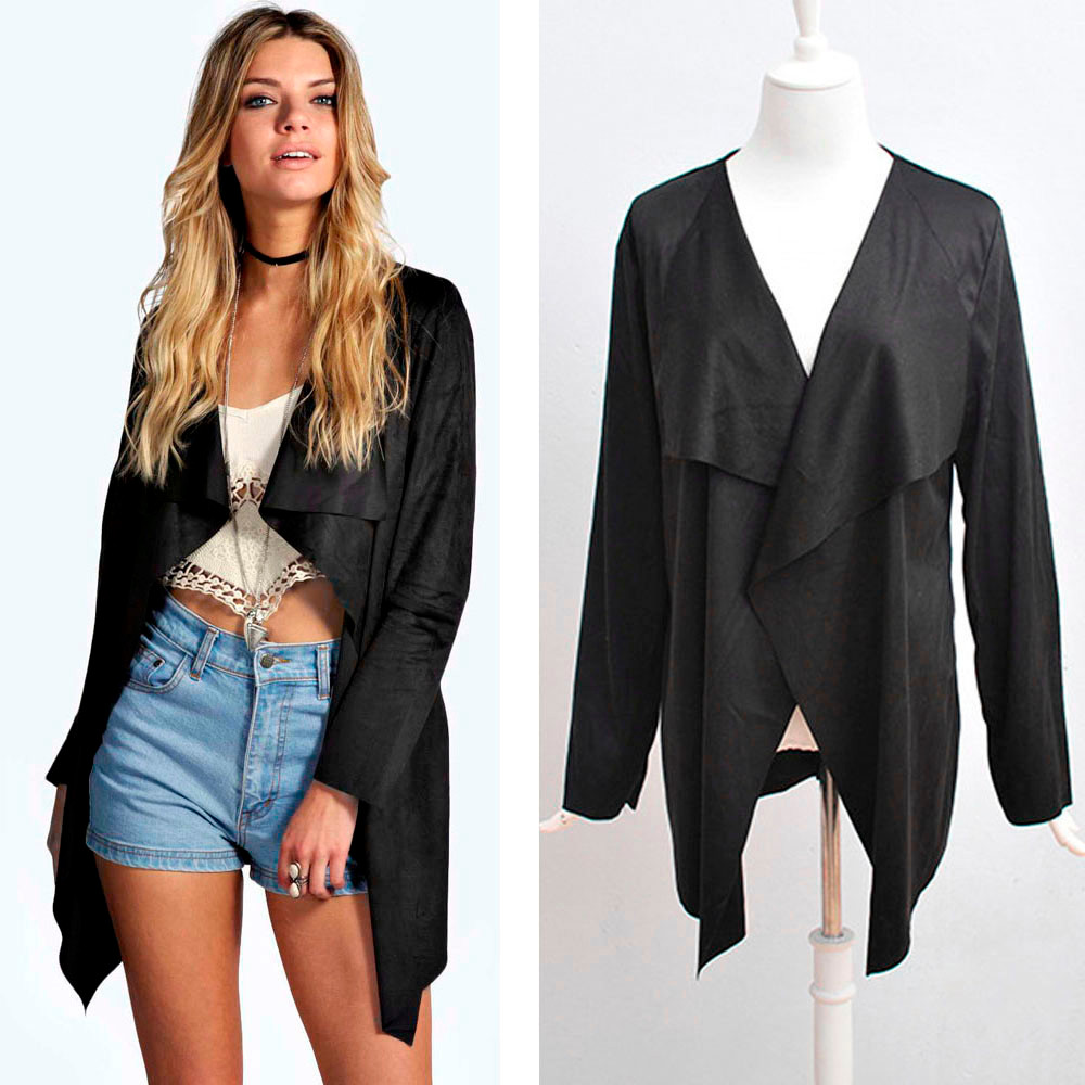 draped demylee products jacket maritt drapes