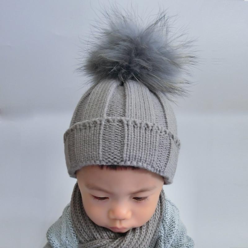 FURANDOWN Enfants Hiver Bonnets Chapeaux Bébés Garçons Filles - Accessoires pour vêtements - Photo 2