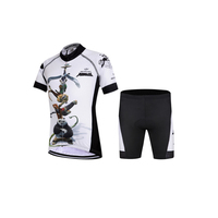 child Cycling Jersey short bike mountain sport sleeve clothing tight Ropa Cycling MTB sport Maillot Cycling hot sale