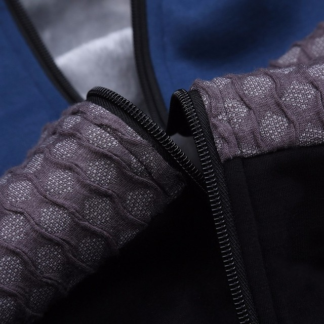 European Mens Fleece Jacket