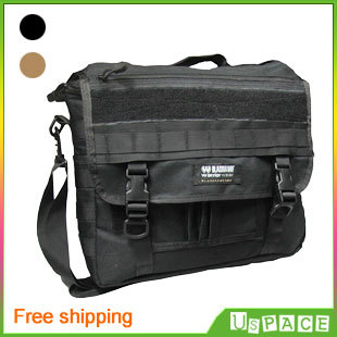 New U S Black Hawk Laptop Bag Military Outdoor Shoulder Messenger Leisure Travel 2 Color Optional In Crossbody Bags From Luggage On
