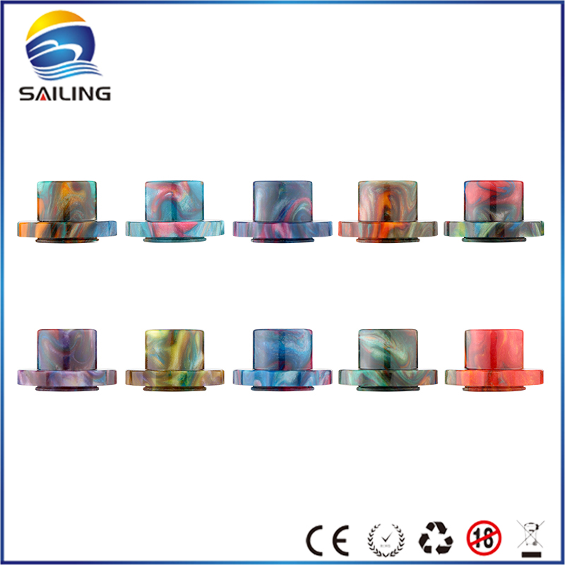 Sailing font b electronic b font font b cigarette b font Epoxy resin drip tips stainless