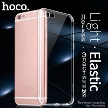 HOCO Soft Ultrathin Phone Cases For iPhone 6 6s PLUS 4.7 & 5.5 Inch Clear Transparent Case Protection Cover For Apple Shell
