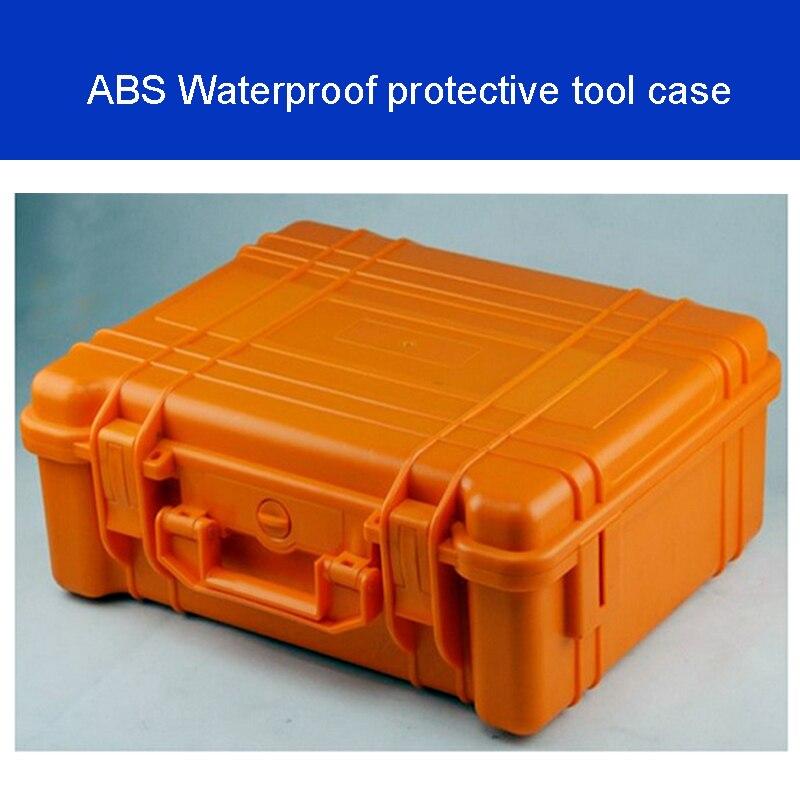 Чехол для инструментов toolbox чемодан ударопрочный герметичный водонепроницаемый пластиковый чехол оборудование коробка камера корпус метр