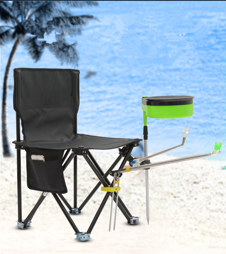 Folding portable multi - functional  stand fishing chair with a fishing table fishing stool  FREE SHIPPING лазерный нивелир ada 3d liner 4v [а00133]
