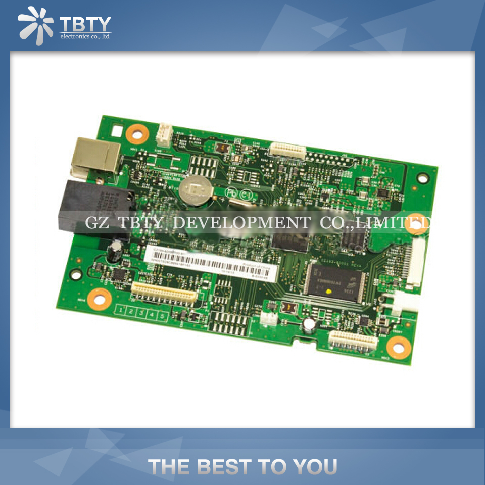 LaserJet Printer Main Formatter Board For HP M127 M128 M127NF M128NF 127 128 Mainboard On Sale copier printer mainboard for konica minolta 184 formatter board main board on sale
