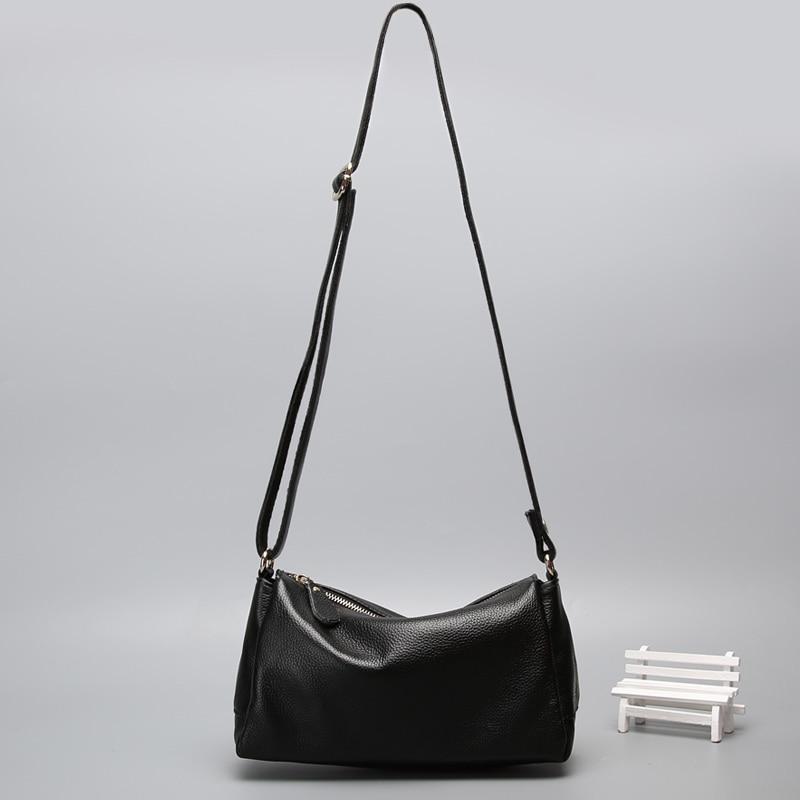Real Leather Luxury Handbags Women Bags Designer Women Messenger Bags Summer Bag Woman Crossbody Bags For Women 2018 Sac A Main