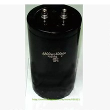 400V 6800uf 6800uf 400v אלקטרוליטי קבלים רדיאלי 75mm x 145mm