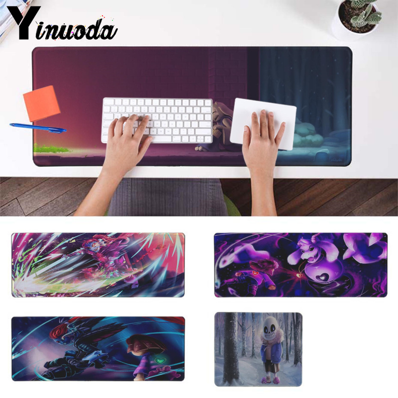 Yinuoda New Designs Undertale Unique Desktop Pad Game Mousepad Free Shipping Large Mouse Pad Keyboards Mat