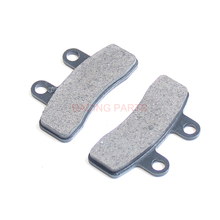 Free Shipping Disc Brake Pads Shoe Pit Dirt Bike ATV SDG SSR Pitster Pro 50cc 70cc 110cc 125cc