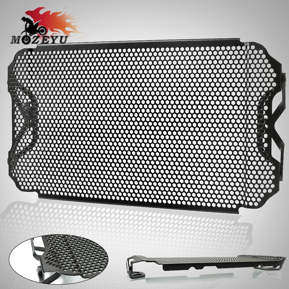 For YAMAHA MT09 FZ09 Tracer 2013-2018 CNC Motorcycle Radiator Guard Cover Grille MT-09 MT FZ 09 2013 2014 2015 2016 2017 2018For YAMAHA MT09 FZ09 Tracer 2013-2018 CNC Motorcycle Radiator Guard Cover Grille MT-09 MT FZ 09 2013 2014 2015 2016 2017 2018