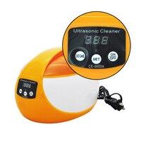 110220V Ultrasonic Cleaner 50W Mini Ultrasonic Cleaner Bath Cleanning Jewelry Watch Glasses Circuit Board Limpiador Ultrasonico