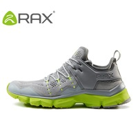 Rax Men Hiking Shoes Breathable Outdoor Trekking Shoes Non slip Athletic Climbing Sneaker For Man Professional Sport Zapatillas