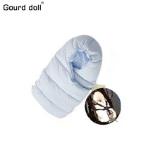 2016 Baby oversized sleeping bags as envelope and winter wrap sleepsacks,Baby products used as stroller bag blanket & swaddling