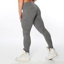 Women Black Gray Solid Color Casual Leggings Europe Russia Fashion Girls Gym Fitness Elastic Waist Capris Slim Sports Pants casual striped color block elastic waist leggings for girls