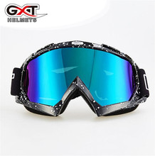 GXT Motorcycle Motocross Dirt Bike Off-Road Riding Goggles Windproof Snowboard Ski Downhill Skate Glasses Eyewear
