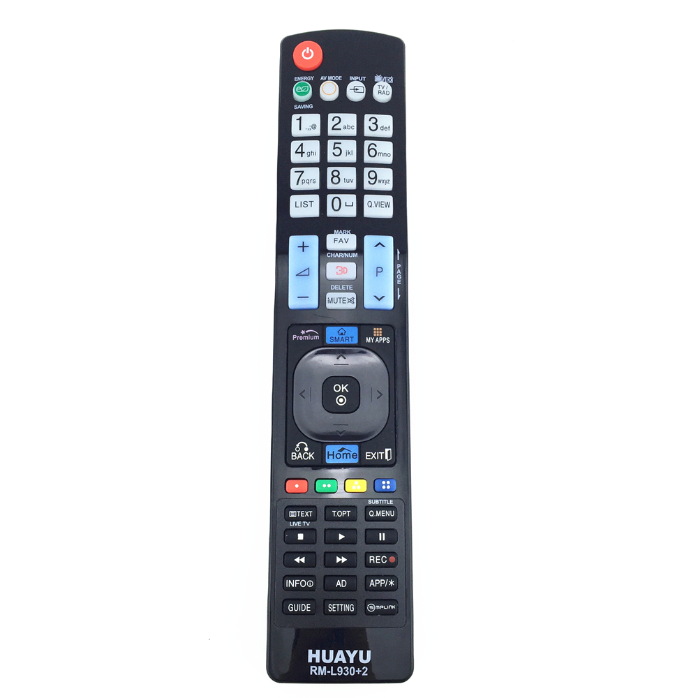 Remote Control For Lg 42LS575S 32LS570S 37LS570S LCD TV AKB73275606 AKB73615312 Huayu