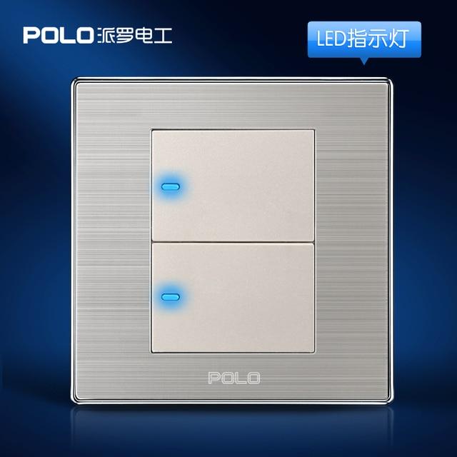 Diagram Polo Luxury Panel Wall Switch Led Indicator Light Switch