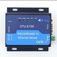 F18915 WIFI Serial Server RS232 485 RS232 RS485 Wireless Serial Server DTU HF E100
