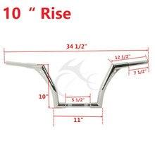 3 Style Chrome 14 Rise Ape Hangers Handlebar 10 16 For Harley FLST FXST Sportster XL 883 1200 Softail Custom Motorcycle 18 rise 1 1 4 ape hanger handlebar for harley sportster xl 883 1200 flst fxst