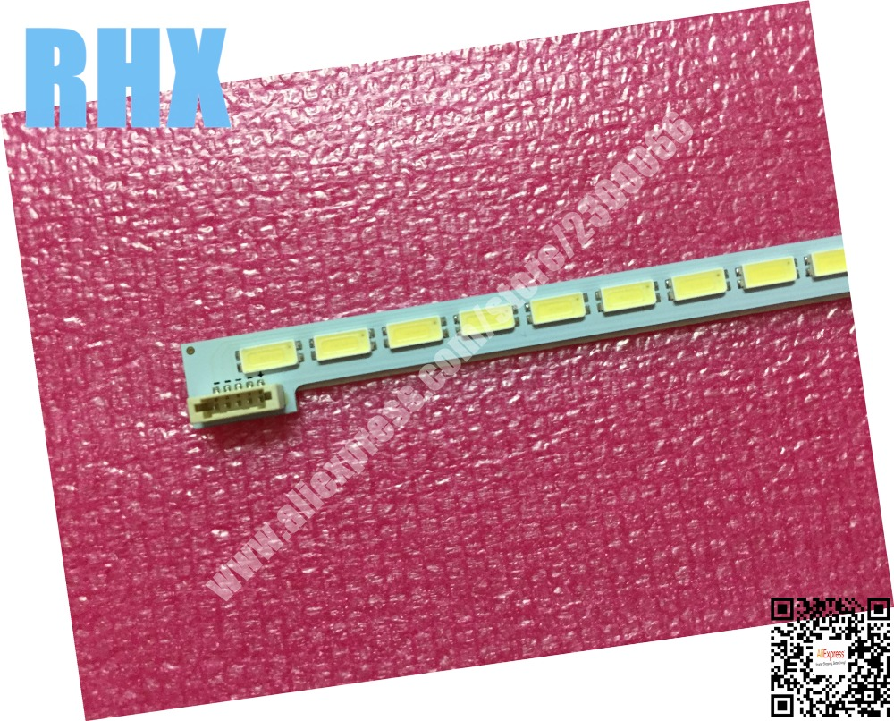 Pour Réparation 40 pouces LCD TV LED rétro-éclairage LJ64-03501A Article lampe STS400A64 STS400A64-56LED-REV.2 1 pièce = 56LED 493mm EST NOUVEAU