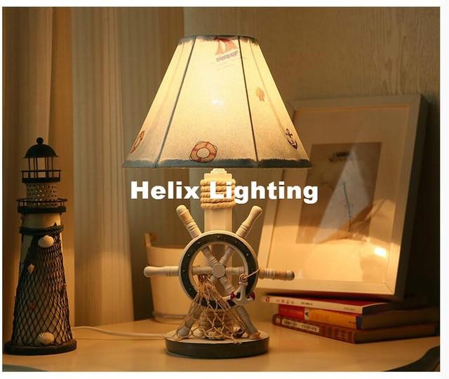 D26cm H42cm Deco Bureau Lampen Slaapkamer Nachtkastje Lamp Night ...
