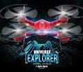 RC Quadcopter Drone с Камерой HD DFD F181 Pro с дополнительным камеры Дистанционного Управления Игрушки Беспилотники 5.0MP Один Ключ Автоматический Возврат FSWB