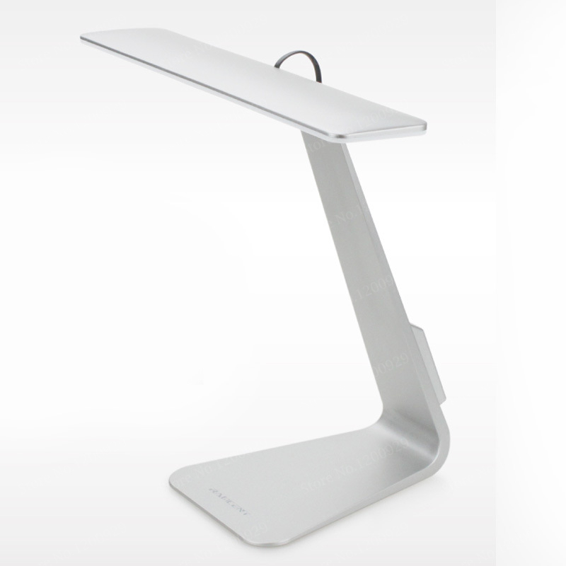 LED Touch On/off Switch Desk Lamp Rechargeable Children Student Study Reading Foldable Led Table Lamps Lights Used as BookShelf icoco led touch dimmer desk lamp usb rechargeable student study reading lamp foldable led desk lamp with calendar