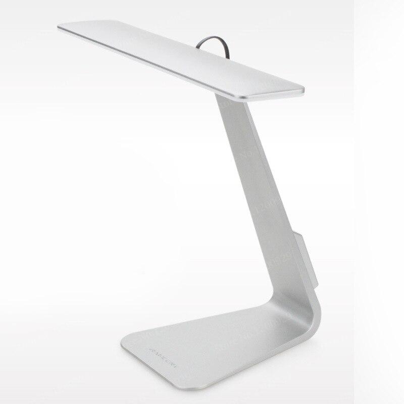 LED tactile interrupteur marche/arrêt lampe de bureau Rechargeable enfants étudiant étude lecture pliable lampes de table LED lumières utilisées comme étagère