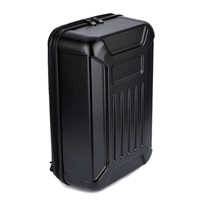 High Quality Black ABS Hard Shell Backpack Case Bag For Hubsan X4 H501S Quadcopter Toys Wholesale