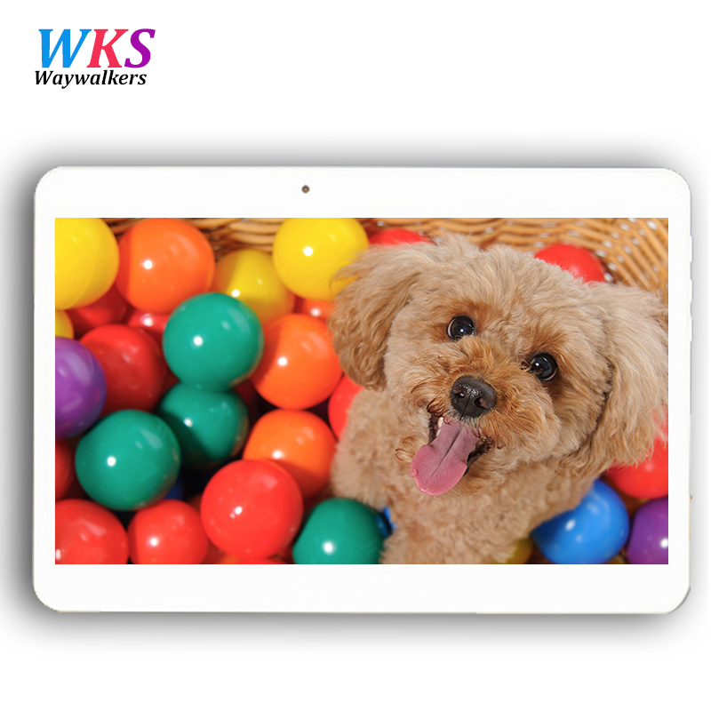 ФОТО waywalkers N9106 android tablet 3G tablet pc 10.1inch Android 4.42 Smart tablet Computer 2GB RAM 32GB ROM Handheld tablet