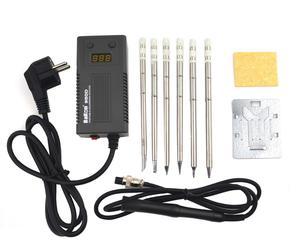 Image 2 - Bakon 75W 950D Điện Mỏ Hàn Di Động Là Điện T13 Đầu Sắt Mini Di Động Kỹ Thuật Số Bộ Hàn T13 Sắt đầu
