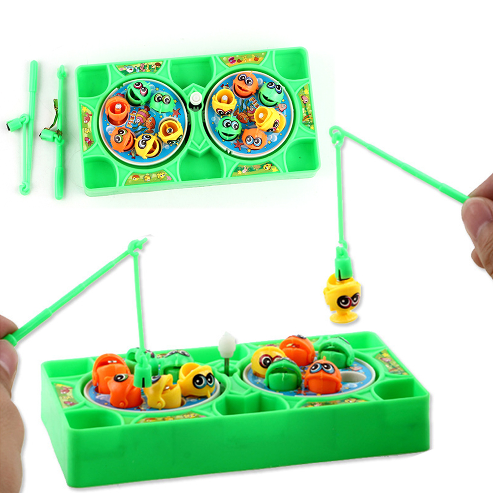 Outdoor Fun Magnetic Waterproof Fishing Toy Set Bath Play Game Floating Colorful Kids Learning Education Todders Gift