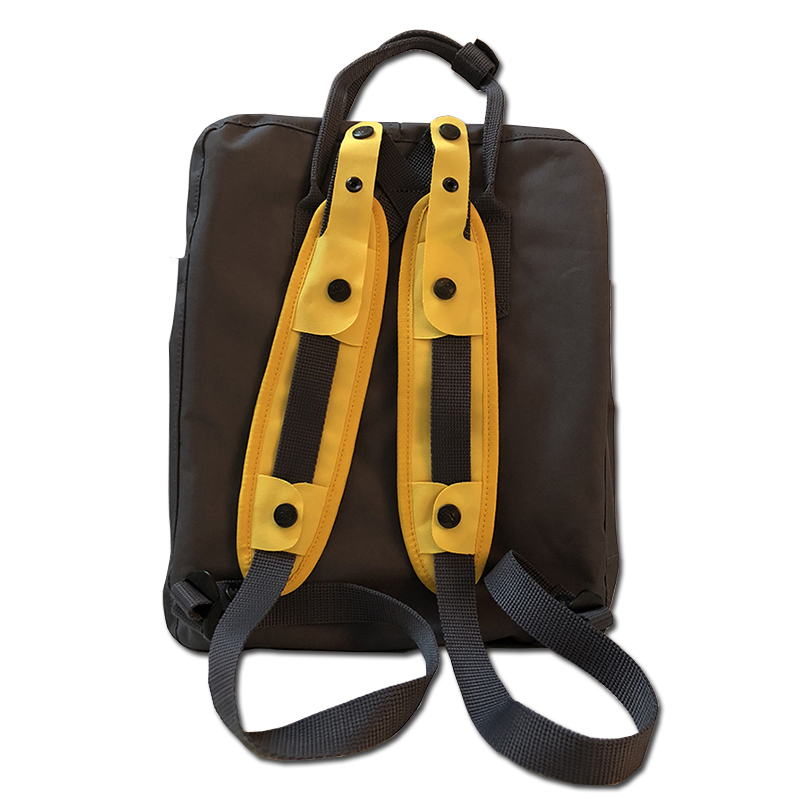 Classic Sweden Arctic Fox Backpack Removable Widening Extended Decompression Shoulder Strap Men Women Students Schoolbag Mochila