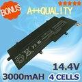 14.4 v 3000 mah pa5013u-1brs pa5013u bateria do portátil para toshiba portege z830 z835 z930 z935 ultrabook series